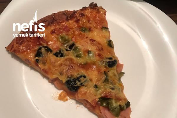 Ev Pizza Tarifi