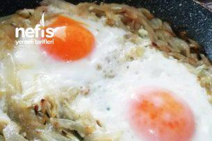 Soğanlı Yumurta (Enfes Lezzet) Tarifi