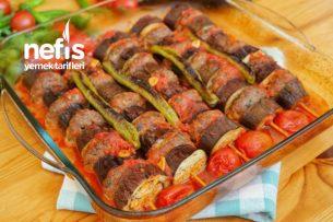 Fırında Patlıcan Kebabı Videosu Tarifi