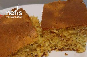 Limonlu Haşhaşlı Kek Tarifi