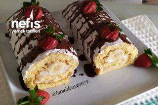 Muzlu Rulo Pasta (Enfes) Tarifi