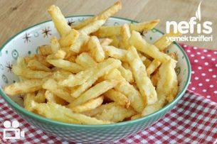 patates kızartmasının yanına ne gider