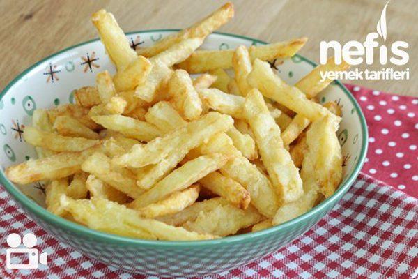 Patates Kızartmasının Yanına Yakışan 10 Videolu Tarif Tarifi