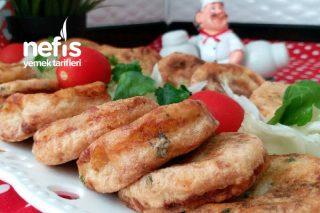 Patates Köftesi (Kadınbudu Tadında) Tarifi