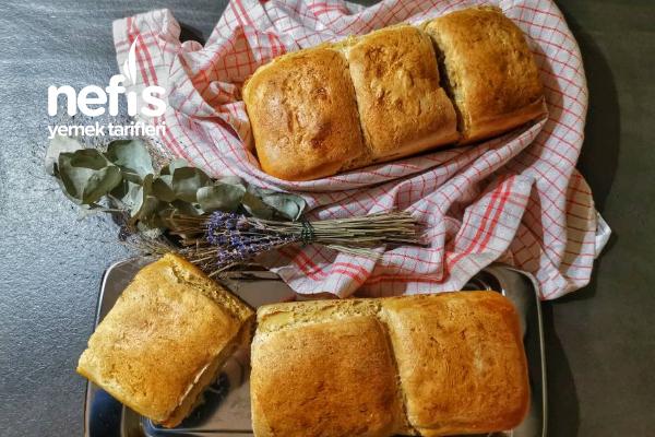 Yumuşacık Mısır Unlu Ekmek Tarifi
