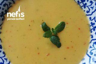Balkabağı Çorbası (Sütlü) Tarifi