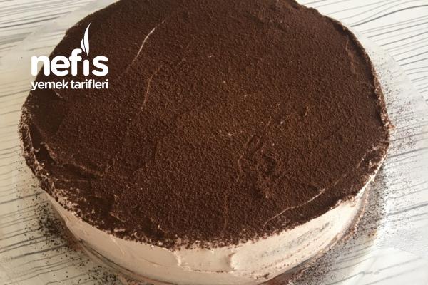 Hazır Kekten Pasta Tarifi