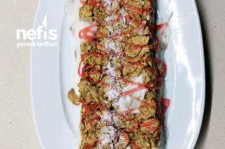 İnanılmaz Kolay Mısır Gevrekli Pasta (Nesfit İle İnanılmaz Lezzet) Tarifi