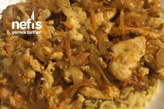 Lezzetli Tavuklu Pilav (Libya Yemeği) Tarifi