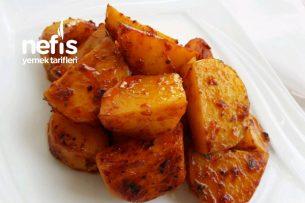 Şipşak Patates Kavurma Tarifi