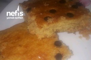 Havuçlu Tarçınlı Damla Çikolatalı Kek Tarifi