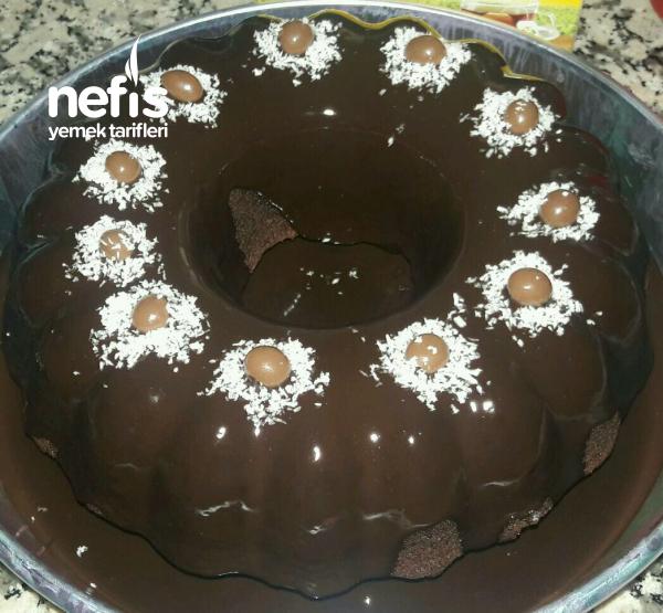 Nefis Çikolatalı Kek
