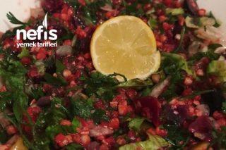 Pancarlı Karabuğday Salatası Tarifi