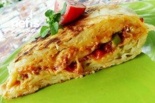 Tava Böreği ( Pizza Lezzetinde ) Tarifi