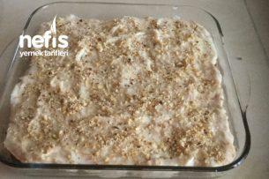 Telli Gelin Pastası (Kekli) Tarifi