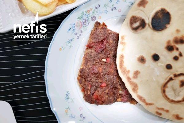 Tepsi Kebabı (Dikkat Aşırı Lezzet İçerir) Tarifi