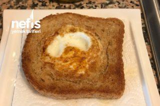 Tereyağlı Yumurtalı Ekmek Kızartması Tarifi