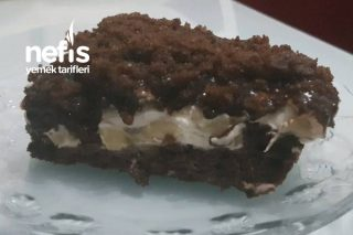 Kolay Ve Leziz Kremasıyla Tepsi Pastası Tarifi