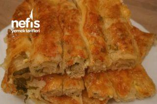 Nefis Kol Böreğim Tarifi