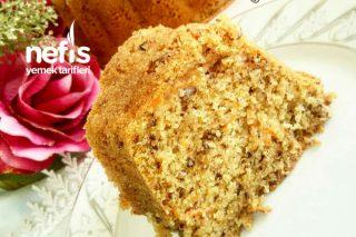 Çaylı Havuçlu Kış Keki (Yumuşacık Kekim) Tarifi