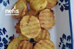 Çocukların Seveceği Şekilli Patates Tarifi