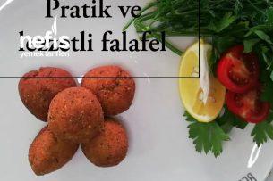 Pratik Ve Lezzetli Falafel (Nohut Köftesi) (Videolu) Tarifi