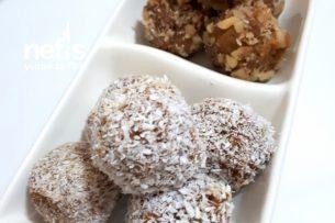 Balkabağı Top Tatlısı – Çocuklara Tüm Sebzeleri Bal Gibi Yediririm Tarifi