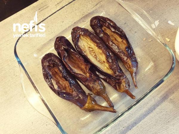 Yağsız Patlıcan Kızartma (Çok Amaçlı)