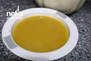 Bal Kabaklı Kırmızı Mercimek Çorbası Tarifi