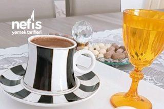 Kahve Sunum Önerisi Tarifi