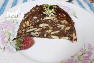 Mozaik Pasta (3 Malzemeli Çok Lezzetli) Tarifi