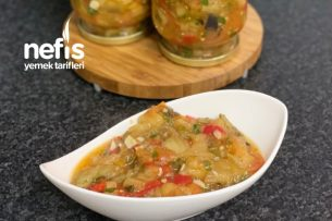 Patlıcan Turşu Tarifi