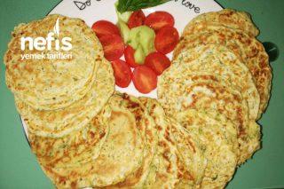 Peynirli Dereotlu Pancake Tarifi