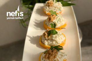 Portakallı Kereviz Salatası Tarifi