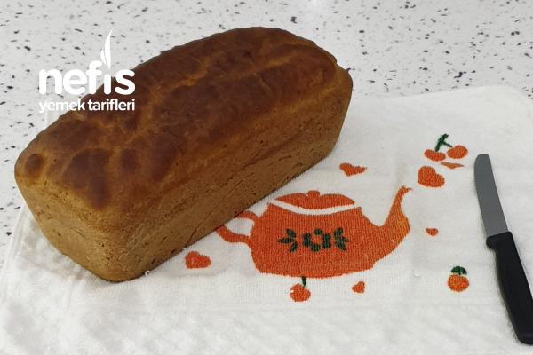 Ruşeymli Tam Buğday Unlu Sağlık Bombası Tost Ekmeği Tarifi