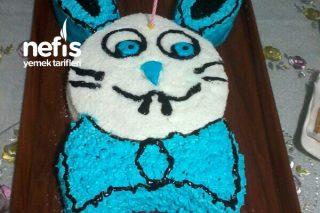 Tavşan Yaş Pasta Tarifi