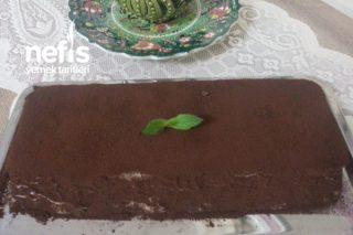 Tiramisu ( Baton Kalıpta Yaş Pasta Gibi ) Tarifi