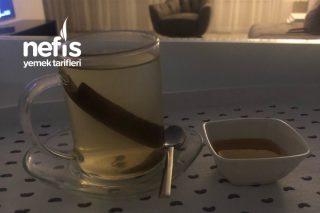 Yarım Kalan Meyve Tabağından Kış Çayı ️ Tarifi