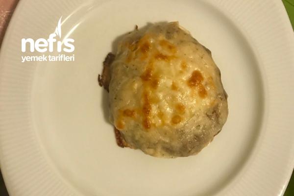 Yufkalı Paşa Kebabı (Etli Tavuklu) Tarifi