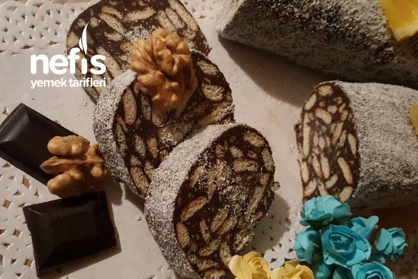Mozaik Pasta (En Pratik En Leziz Pasta Diyebiliriz) Tarifi