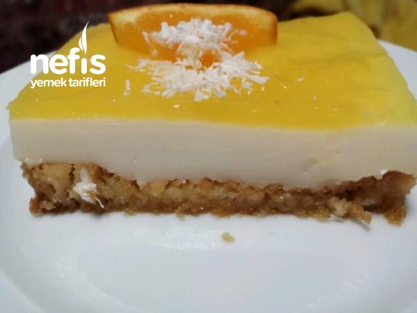 Portakal Soslu Etimek Tatlısı ( Vitamin Deposu Kış Tatlısı)
