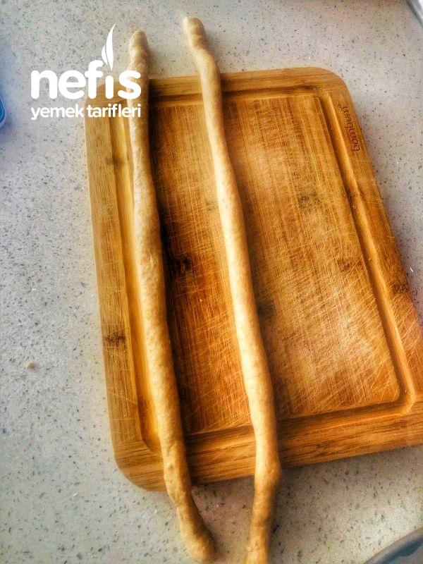 Tam Buğdaylı Kahvaltıya Yakışır Harika Çıtır Çıtır Simit