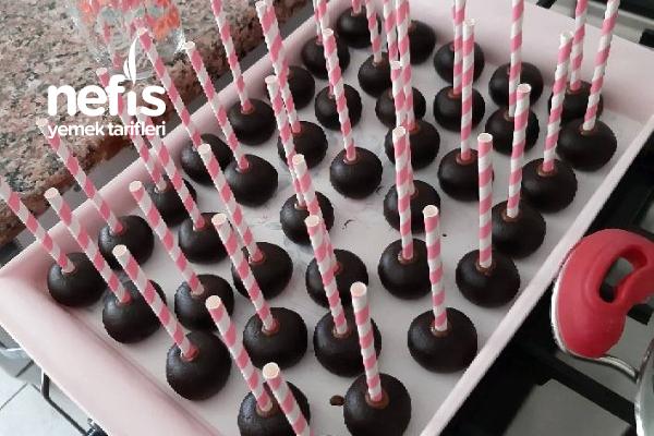 Cakepops Topitop Kek Tarifi