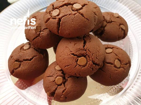 Damla Çikolata Kurabiye Nefiss