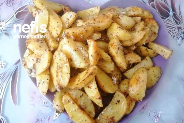 Elma Dilim Patates Tarifi