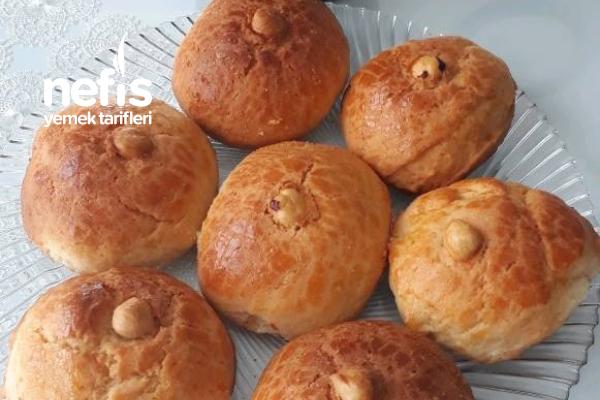 Erzurum Pastası (Basit Çay Kurabiyesi) Tarifi