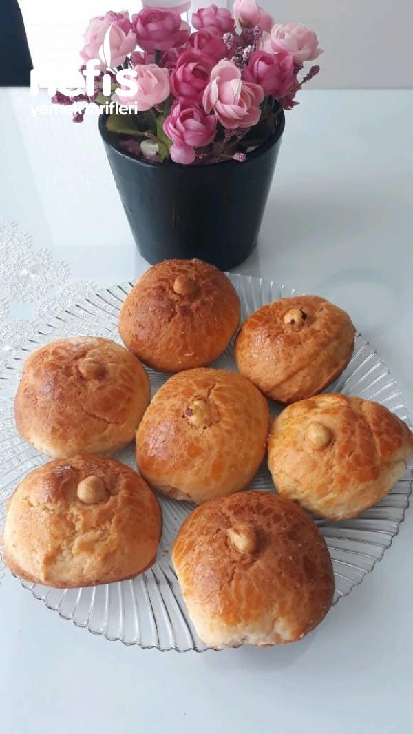 Erzurum Pastası (Basit Çay Kurabiyesi)