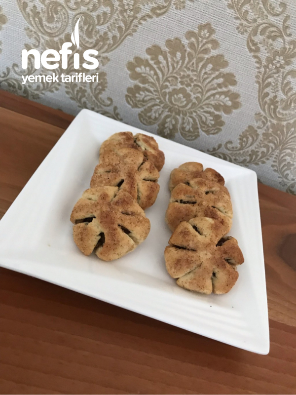 İncirli Kurabiye (Enfes kurabiye)