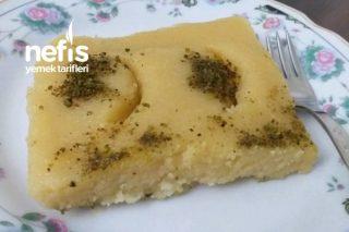 Peynirsiz İrmik Helvası Tarifi