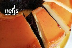 Krem Karamel Kek ( Kudretullah Keki) Tarifi